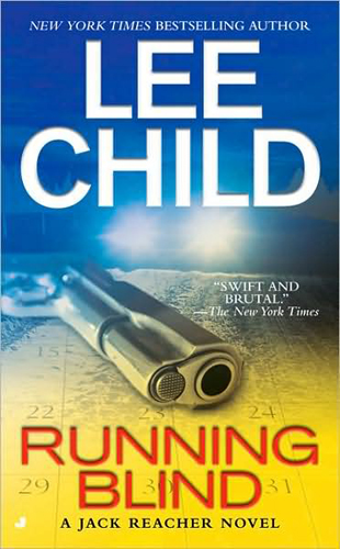 J.a. Jance Lee Child 4: Running B...